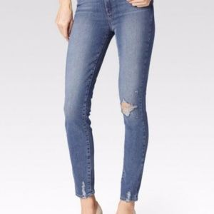 Paige Hoxton Ankle Pryor Deconstructed Jean